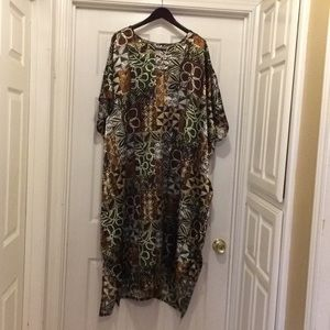 "Lovely ""Caftan"" type lounging dress."